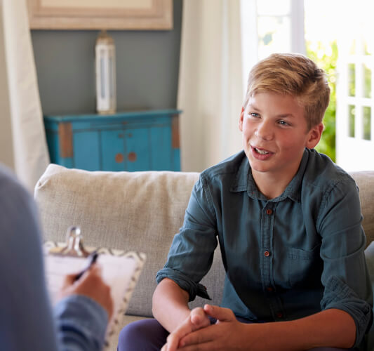 Young Person Counselling